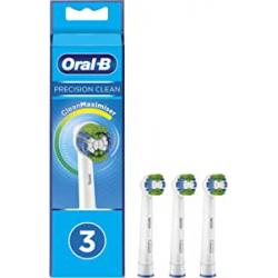 Chollo - Cabezal de recambio Oral-B Precision Clean 3uds