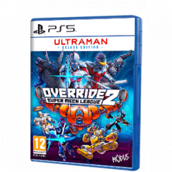 Chollo - Override 2: Super Mech League Ultraman Deluxe Edition - PS5 [Versión física]