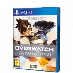 Chollo - Overwatch: Legendary Edition | PS4 [Versión físical]
