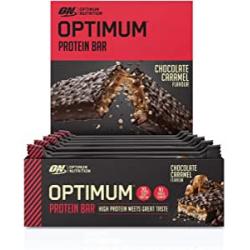 Chollo - Pack 10 Barritas Optimum Nutrition ON (10x60g)