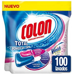 Chollo - Pack 100 Cápsulas Colon Duplo Vanish Power Gel Caps (2x50 cápsulas)