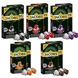 Chollo - Pack 100 Cápsulas Tassimo Jacobs Aluminum para Nespresso