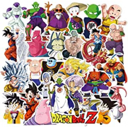 Chollo - Pack 100 Stickers Pegatinas Dragon Ball