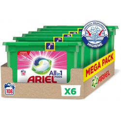 Chollo - Pack 108 Ariel Allin1 Pods Sensaciones (6x18)