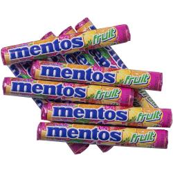 Chollo - Pack 10x Mentos Frutas Maxiroll Gigante