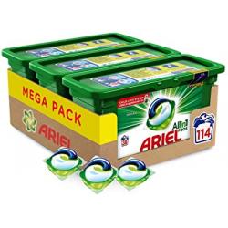 Chollo - Pack 114 Ariel Allin1 Pods Original Detergente en cápsulas (3 x 38)