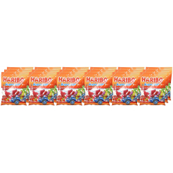 Chollo - Pack 12 Bolsas Happy Time Haribo Caramelos de goma (12x90g)