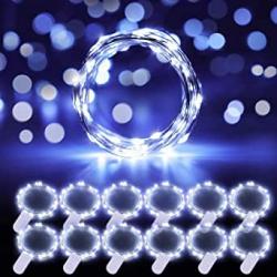 Chollo - Pack 12 Guirnaldas LED Luces de Hadas Govee (12x1m)