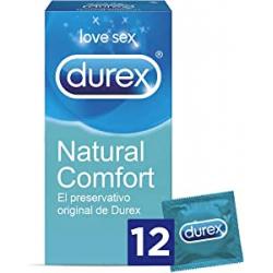 Chollo - Pack 12 Preservativos Durex Natural Comfort