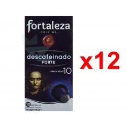 Chollo - Pack 120 Cápsulas Fortaleza Descafeinado Forte para Nespresso