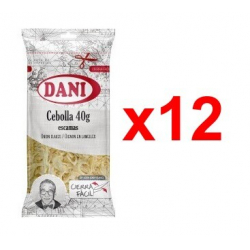 Chollo - Pack 12x Cebolla en escamas Dani (12x40g)