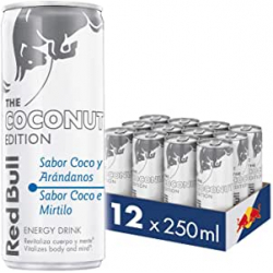 Chollo - Pack 12x Red Bull Coconut Edition (12x250ml)
