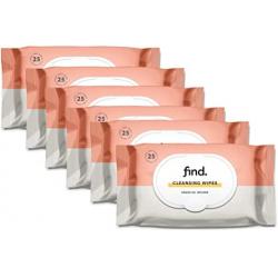 Chollo - Pack 150 Toallitas desmaquilladoras con aceite de argán Find