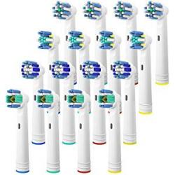 Chollo - Pack 16 Cabezales Recambio para Cepillos Oral B