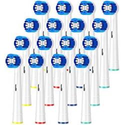 Chollo - Pack 16 Cabezales de Recambio para Oral-B