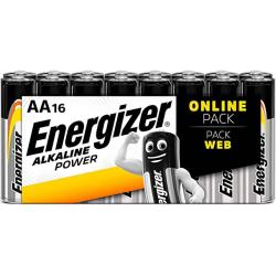 Chollo - Pack 16 Pilas Alcalinas Energizer Alkaline Power AA