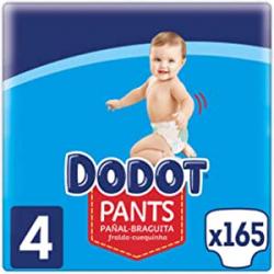 Chollo - Pack 165 Pañales Dodot Pants 9-15 kg
