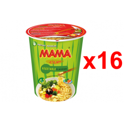 Chollo - Pack 16x Fideos instantáneos MAMA 16x70g