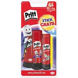 Chollo - Pack 2 Barras Pegamento Pritt (22+11g)