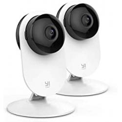 Chollo - Pack 2 Cámaras IP Yi Home Camera 1080P AI+ WiFi