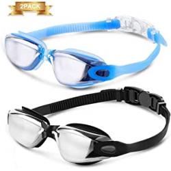 Chollo - Pack 2 Gafas de Natación Camtoa