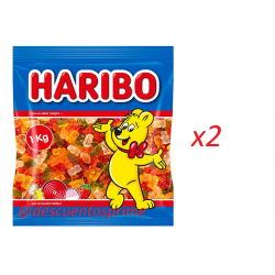 Chollo - Pack 2 Kg Ositos Haribo