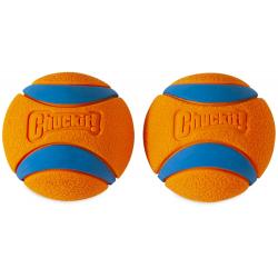 Chollo - Pack 2 Pelotas Chuckit! Ultra Ball