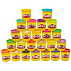 Chollo - Pack 20 Botes Plastilina Play-Doh (Hasbro 20383F03)