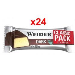 Chollo - Pack 24 Barritas Weider Classic Bar (24x35g)