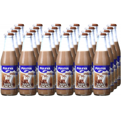 Chollo - Pack 24 Botellines Puleva Batido al Cacao (24x200ml)