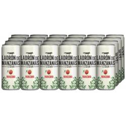 Chollo - Pack 24 Latas Cider Ladrón de Manzanas