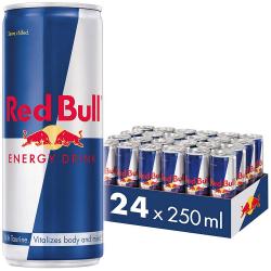 Chollo - Pack 24 Latas Red Bull (24x250ml)