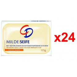 Chollo - Pack 24 Pastillas Jabón de Glicerina CD con Aguacate (24x125g)