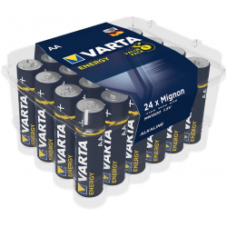Chollo - Pack 24x Pilas Alcalinas Varta Energy AA LR06
