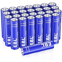Chollo - Pack 28 Pilas Alcalinas EBL Alkaline AAA 1.5V