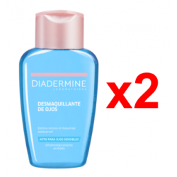 Chollo - Pack 2x Desmaquillador de ojos Diadermine 125ml