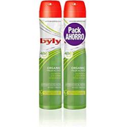 Chollo - Pack 2x Desodorante Byly Organic Extra Fresh (2x200ml)