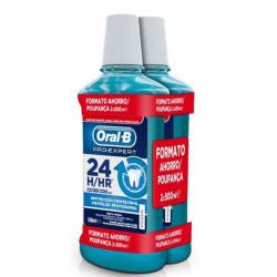 Chollo - Pack 2x Enjuague bucal Oral-B Pro-Expert Dientes Fuertes 500ml