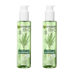 Chollo - Pack 2x Gel limpiador detox Garnier BIO Lemongrass 2x 150ml