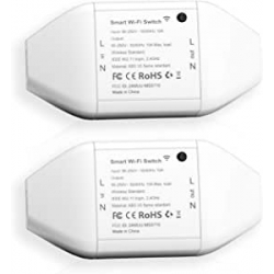 Chollo - Pack 2x Interruptor universal inteligente Meross MSS710KIT-X