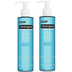 Chollo - Pack 2x Limpiador Agua Micelar Neutrogena Hydro Boost (2x200ml)