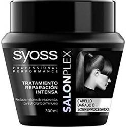 Chollo - [PACK] 2X Mascarilla Syoss Salon Plex Reparación Intensa (2x300ml)