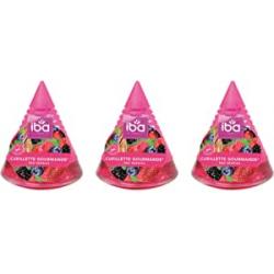 Chollo - Pack 3 Ambientadores Pirámide IBA Frutos Rojos (3x75ml)