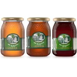 Chollo - Pack 3 Tarros miel natural La Celda Real 3x500g