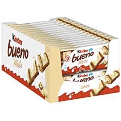 Chollo - Pack 30x Kinder Bueno White