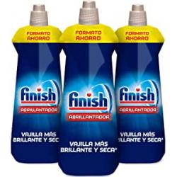 Chollo - Pack 3x Abrillantador para lavavajillas Finish 3x800ml