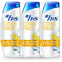Chollo - Pack 3x Champú H&S Citrus Fresh Anticaspa (3x540ml)