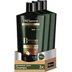 Chollo - Pack 3x Champú TRESemmé Botanique Coco Nutre & Fortalece (3x700ml)