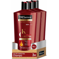 Chollo - Pack 3x Champú TRESemmé Color Keratina (3x700ml)