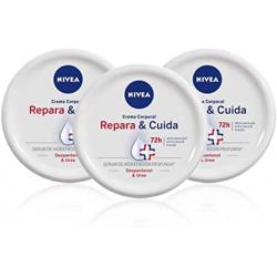 Chollo - Pack 3x Crema Corporal Nivea Repara & Cuida (3x300ml)